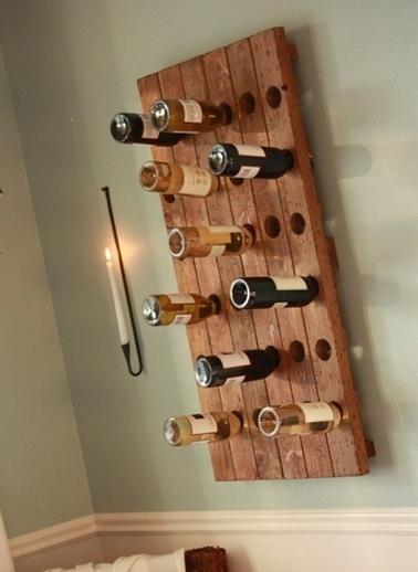 Agaç Şaraplık-Oldwooddesign